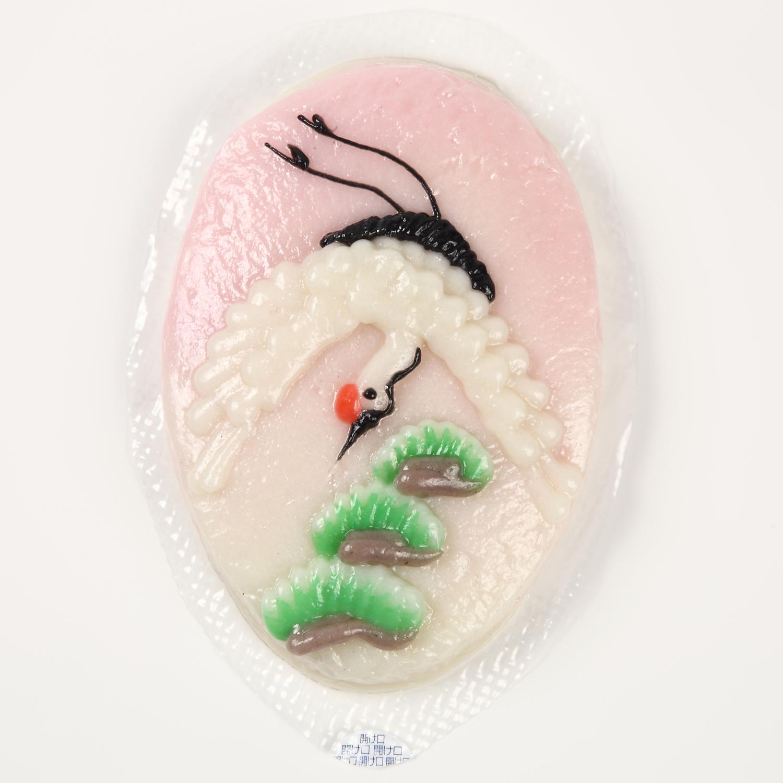 敬老に日に最適!長寿を祝う鶴亀の細工かまぼこ